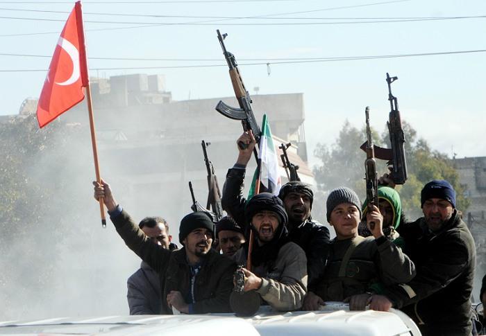 Турецкая авиация приступила к ударам по позициям курдов в сирийском Африне