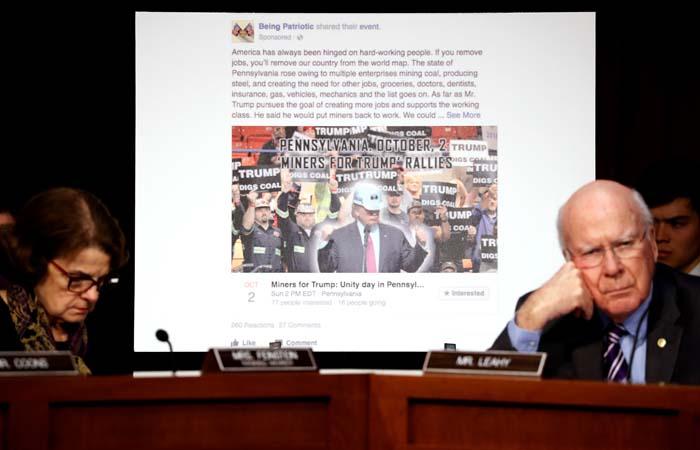 Твиттер отыскал 50 000 вмешивавшихся ввыборы США «российских ботов»