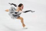 Российская фигуристка Загитова выиграла ЧЕ в Москве