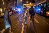 Десятки человек пострадали из-за пожара в одной из гостиниц Праги