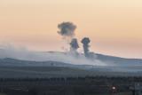 Курды сообщили о 10 жертвах авиаударов по Африну