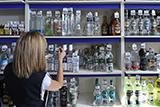 Росалкоголь сообщил о росте реализации водки в стране на 2,4%