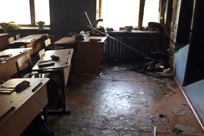 Суд арестовал напавшего на школу в Улан-Удэ подростка