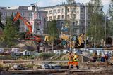 В программу благоустройства Москвы на 2018 год включены семь территорий