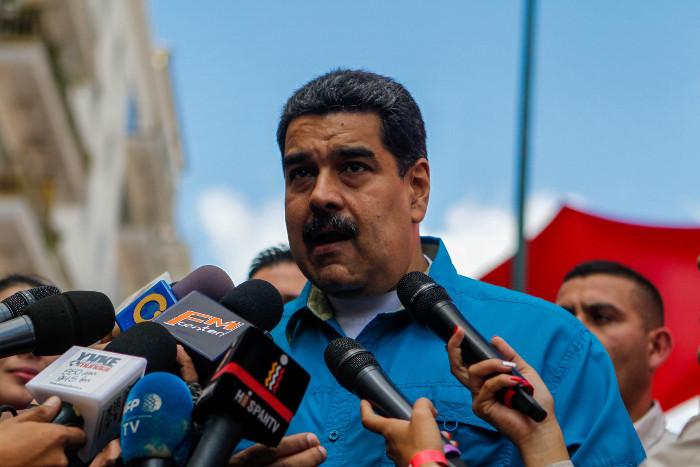 Президент Венесуэлы Мадуро заявил о выдвижении на второй срок