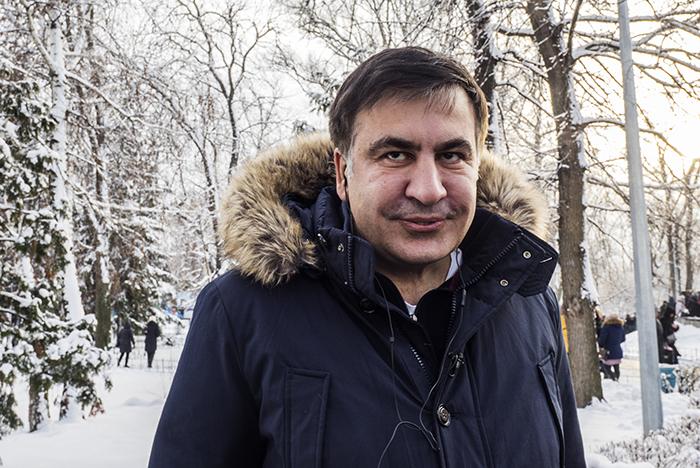 Саакашвили назначили ночной домашний арест