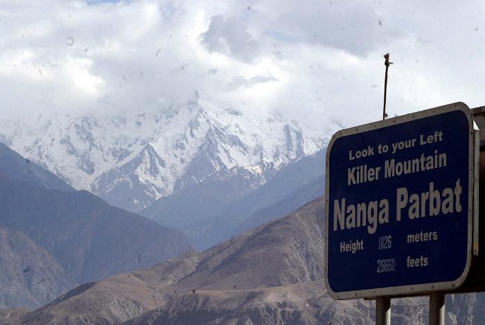 Спасена застрявшая при восхождении нагору вГималаях альпинистка