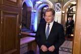 Саули Ниинистё переизбран президентом Финляндии