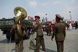 КНДР проведет военный парад накануне открытия Олимпиады