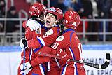 Сборная России выиграла ЧМ по хоккею с мячом