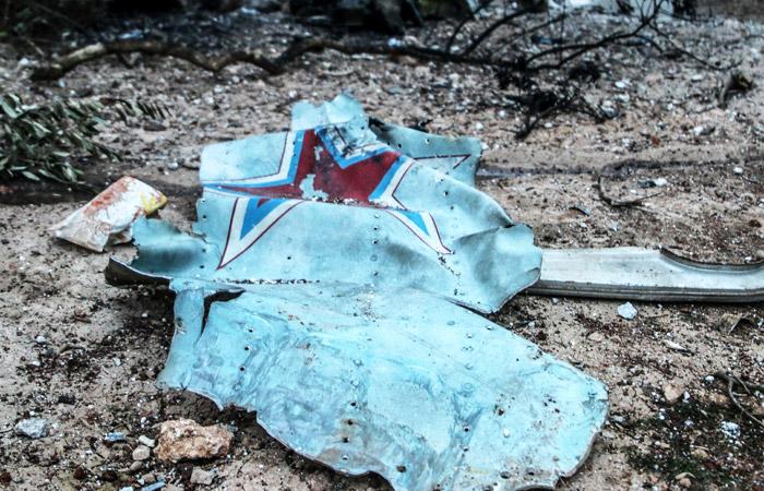 Минобороны РФ подтвердило самоподрыв летчика сбитого в Сирии Су-25