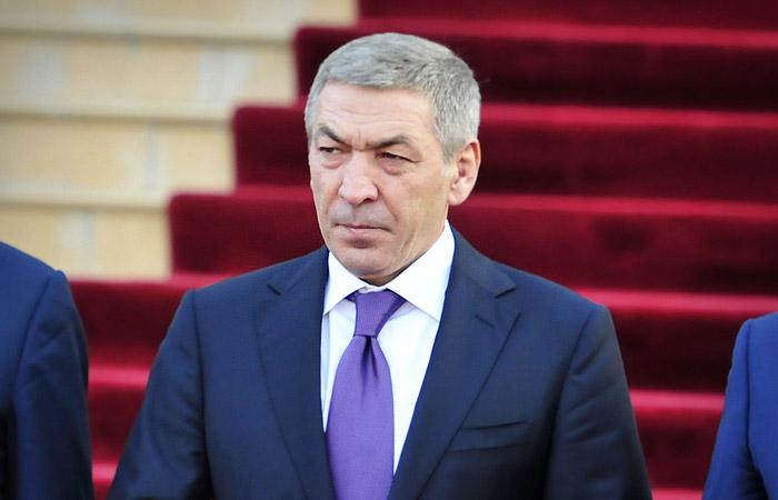 СКР сообщил о задержании председателя и членов правительства Дагестана
