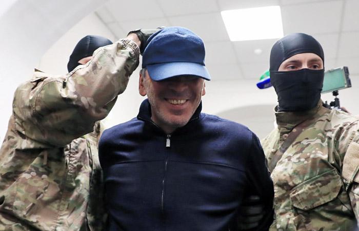 Бывший врио главы правительства Дагестана Гамидов арестован по решению суда