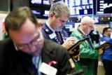 Индекс Dow Jones продемонстрировал рекордное падение в течение дня