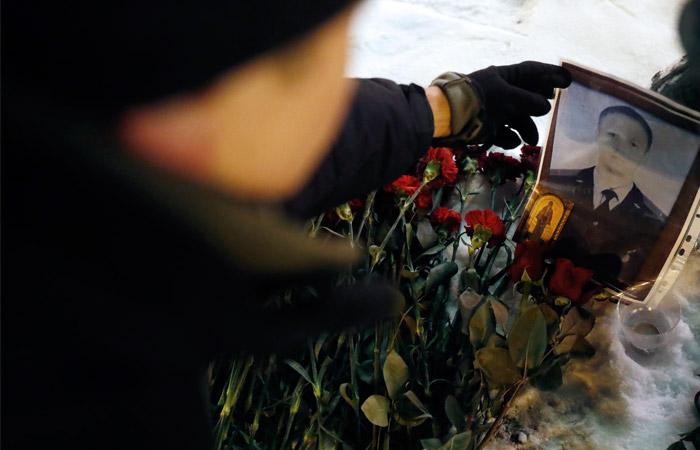 Тело сбитого в Сирии летчика доставили в Россию