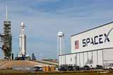Во вторник SpaceX впервые запустит сверхтяжелую ракету Falcon Heavy
