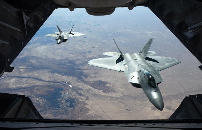 Попавшие под удар коалиции США сирийские ополченцы не согласовали операцию с РФ