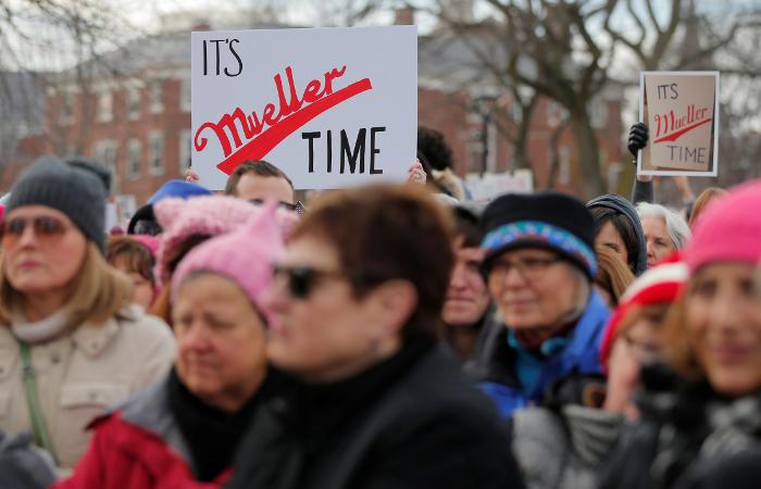 Трамп даст показания прокурору Мюллеру вопреки советам юристов