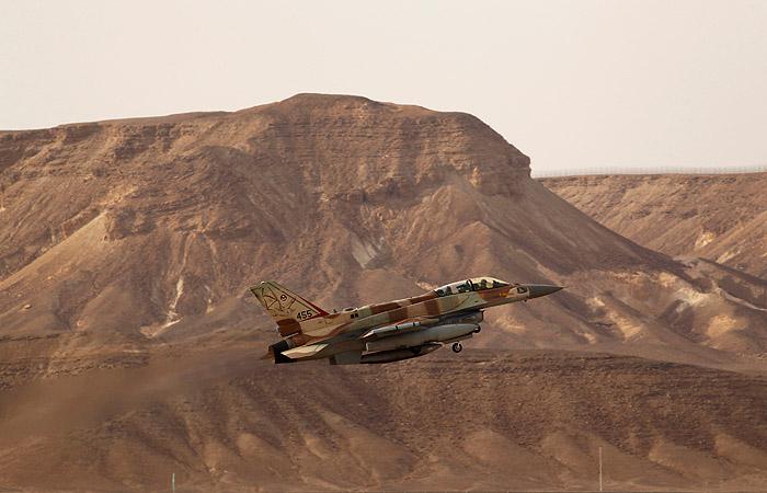 Сирийские СМИ сообщили о нескольких сбитых израильских самолетах