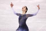 Медведева выиграла короткую программу командного турнира с рекордом мира