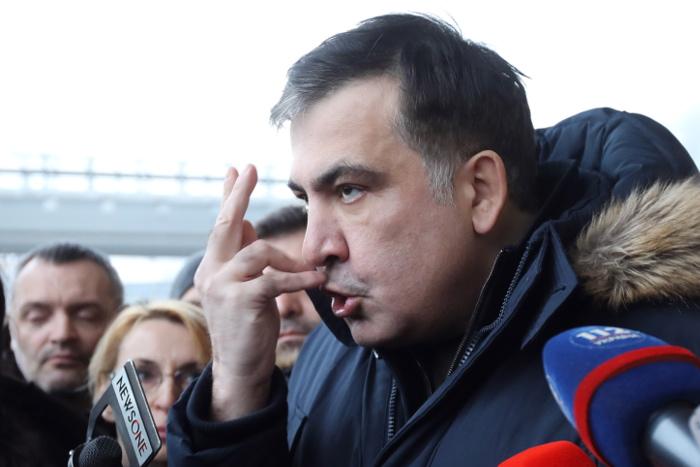 Саакашвили усомнился в желании властей Грузии экстрадировать его из Украины