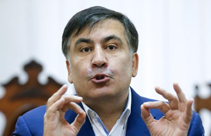 Украинские СМИ сообщили о высылке Саакашвили в Польшу