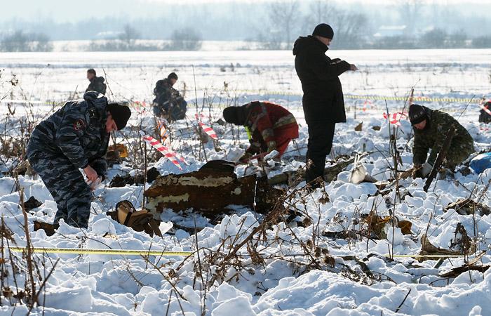 Крушение Ан-148 связали с ошибкой в отображении скорости из-за обледенения