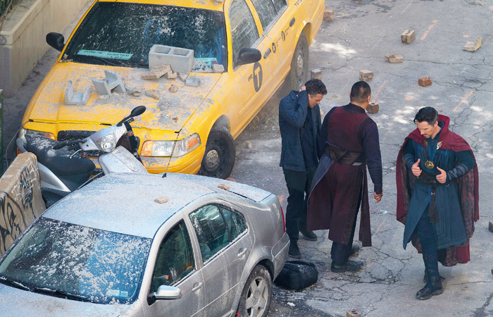 """В Минкультуры объяснили выбор даты начала российского проката новых """"Мстителей"""""""