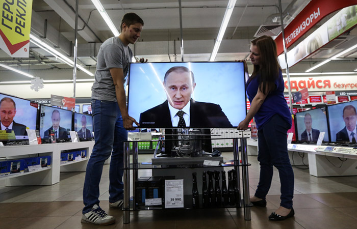 Путин отказался от дебатов в бесплатном эфире