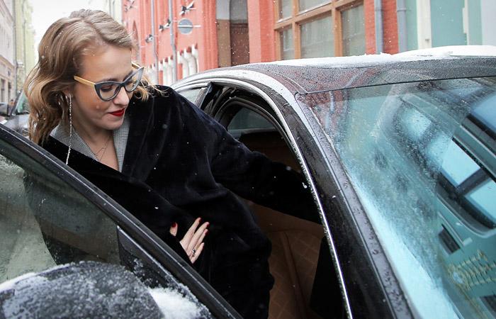 ЦИК ответил Собчак на ее жалобу на регистрацию Путина кандидатом