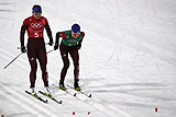 Женская команда России завоевала бронзу Игр-2018 в лыжной эстафете