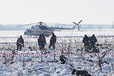 МЧС завершило поисковые работы на месте крушения Ан-148 в Подмосковье