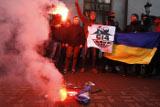 Посольство РФ направило Киеву ноту протеста в связи с нападением на Российский центр науки и культуры