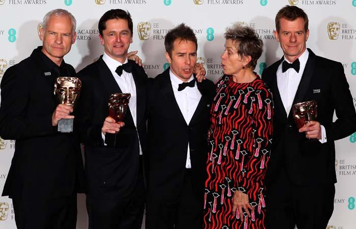 В Лондоне назвали лауреатов кинопремии BAFTA