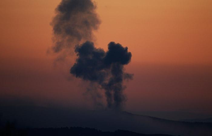 МИД сообщил о десятках раненых россиян в недавнем военном столкновении в Сирии