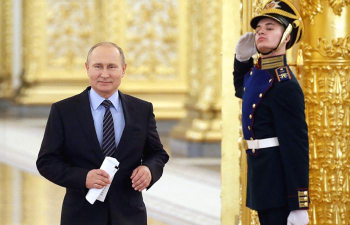 Путин 1 марта огласит послание Федеральному Собранию