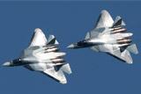 СМИ сообщили о замеченных в Сирии российских истребителях пятого поколения