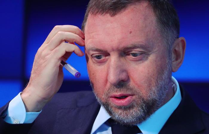 """РусАл"" назвал дату ухода Дерипаски с поста президента компании"