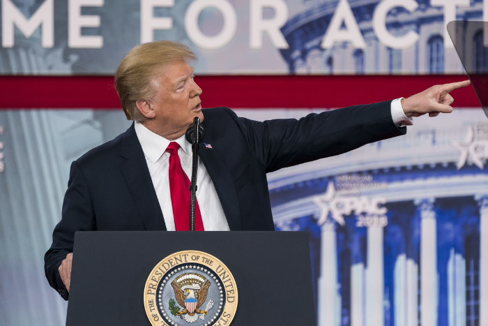Трамп объявил о новом пакете санкций против Северной Кореи