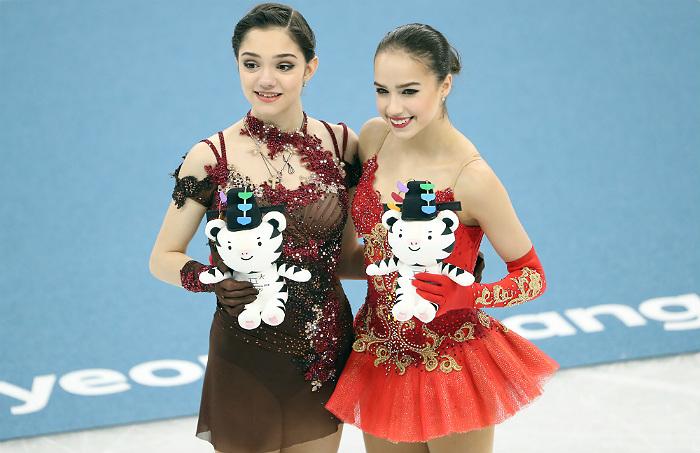 Состоялась церемония закрытия Олимпиады-2018 вПхенчхане