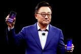 Samsung показала новый флагманский смартфон
