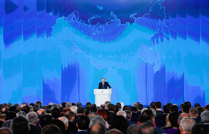 Путин заявил о готовности России к настоящему технологическому прорыву