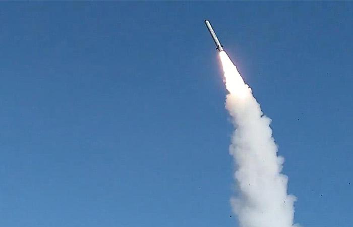 Путин сообщил о запуске новой крылатой ракеты с ядерной энергетической установкой