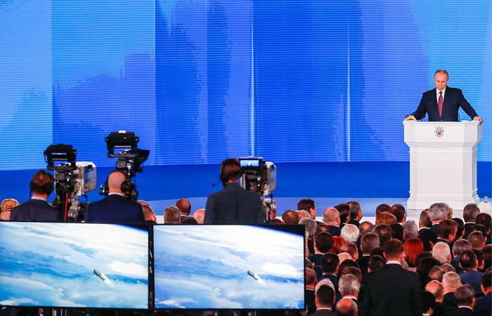 Путин рассказал об испытаниях новой суперракеты