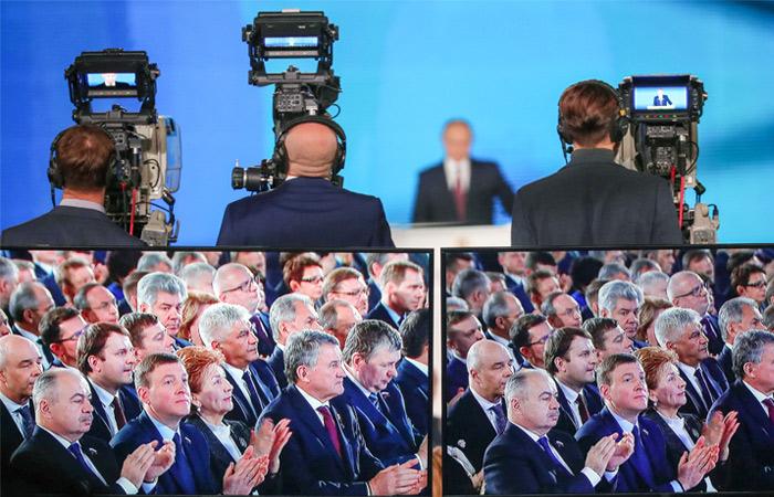 Путин о новом оружии. Обобщение