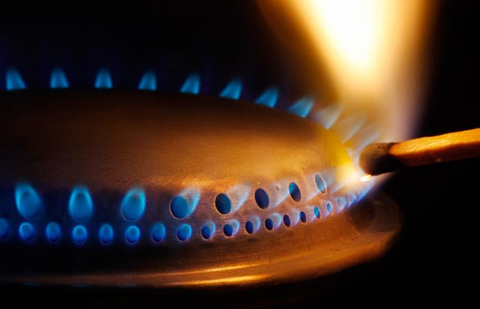 На Украине временно ограничили потребление газа
