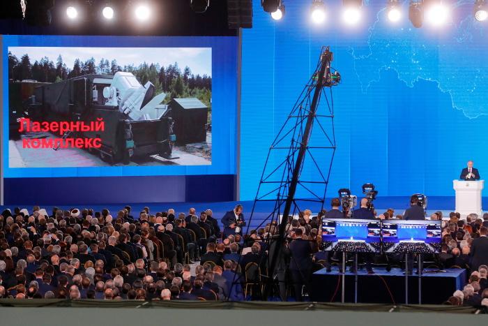 США назвали новые типы вооружений РФ нарушающими международные договоры