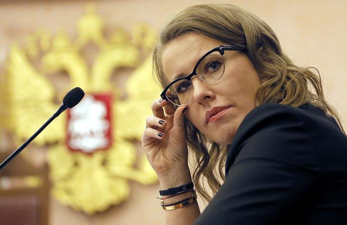 Собчак предложила выявить лидера либеральной оппозиции на выборах президента РФ