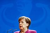 Меркель исключила бойкот ЧМ по футболу в России странами ЕС