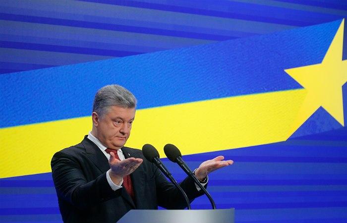 Порошенко заявил о стабилизации ситуации с газоснабжением на Украине